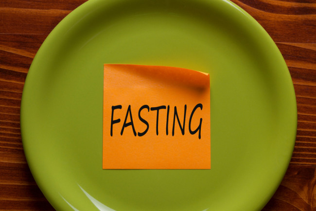 Fasting Concept